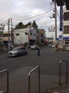 鎌ヶ谷大仏駅前